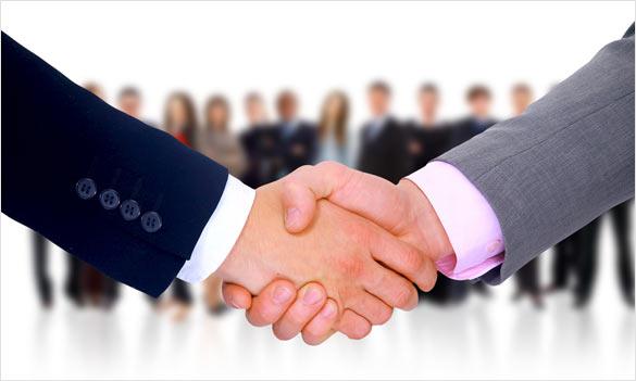 Spolupráca pre firmy