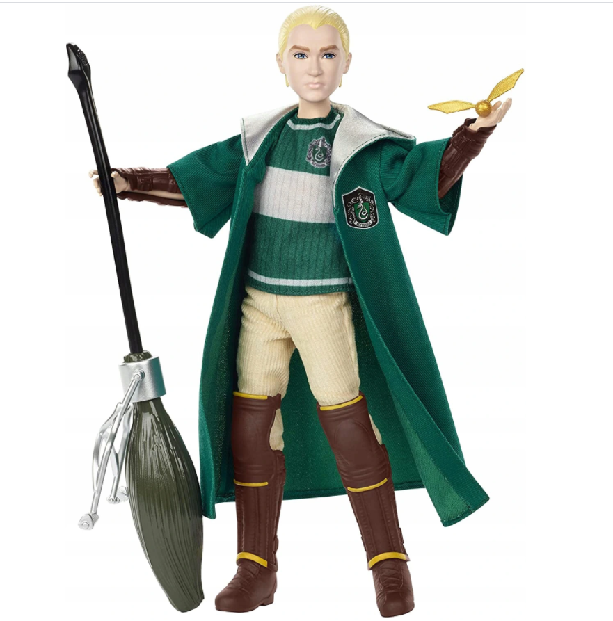 Bábka HARRY POTTER DRACO MALFOY